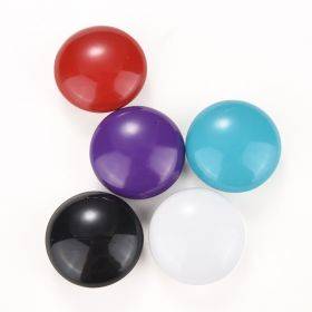 Mix Color Inner Ball Mexico Chime Music Angel Ball Caller Pregnancy Bell Flat Round 26*13mm