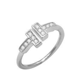 925 Sterling Silver Adjustable Simple Style Open Ring Fine Jewelry for Women