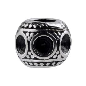 Antique Stainless steel Beads DIY Jewelry Making Metal Beads Spacers