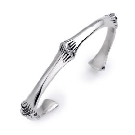 Unique Design Fashion Jewelry Stainless Steel Cuff Bangle Bracelet for Women