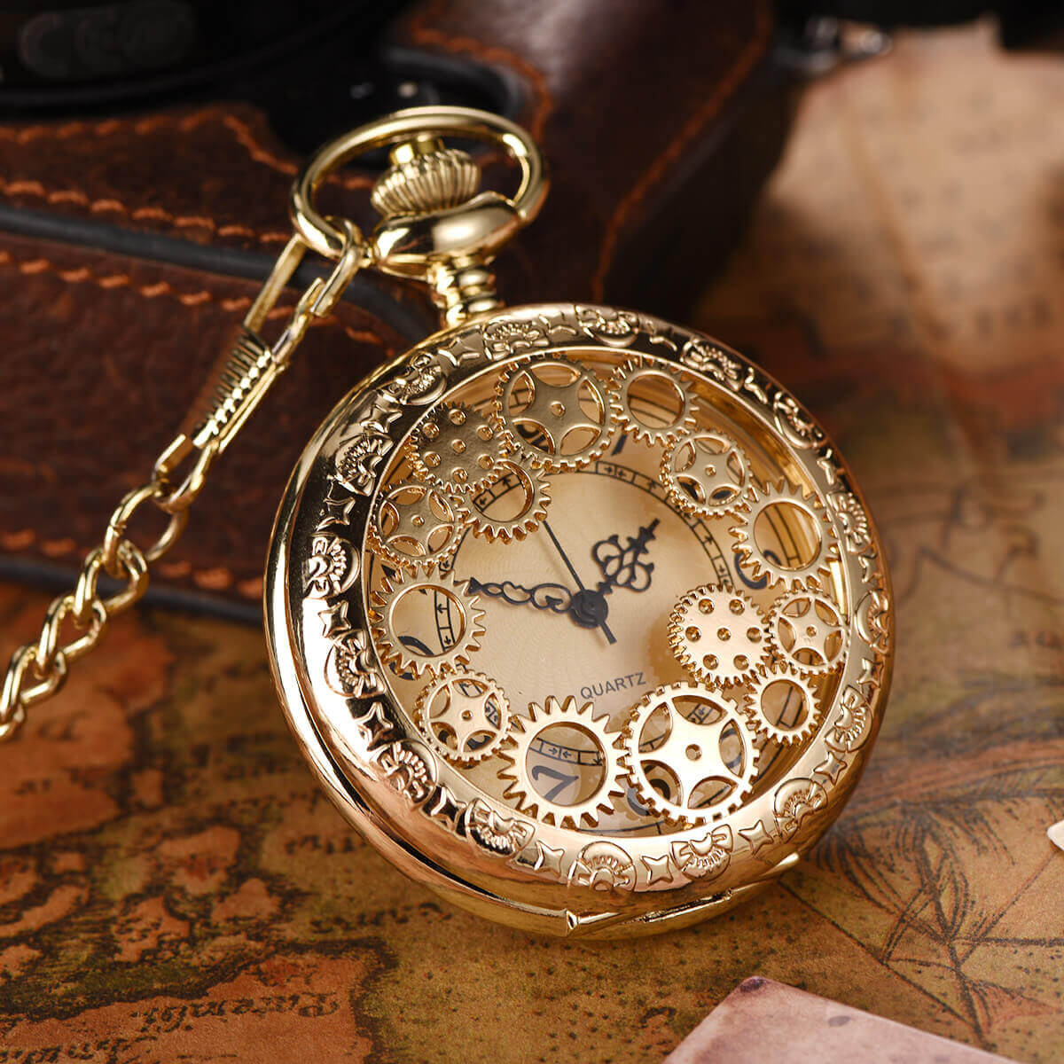 mens gifts pocket watch