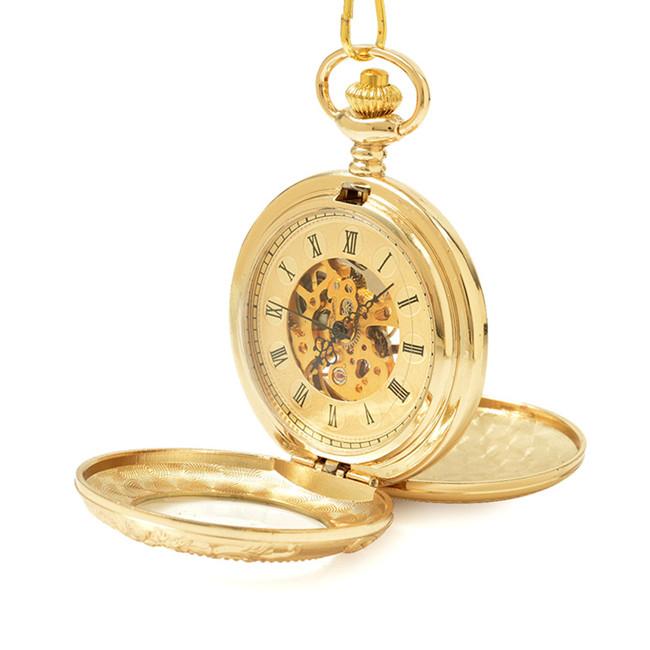 engraved wedding gift pocket watch
